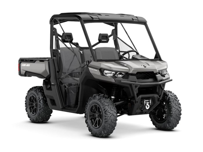 2018 Can-Am Defender XT™ HD10 Photo 1 of 1
