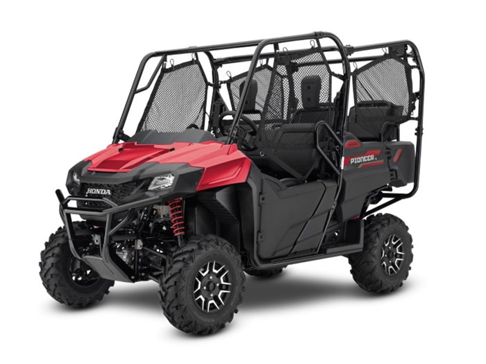 2020 Honda Pioneer 700-4 Deluxe Photo 1 of 1