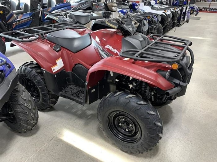 2020 Yamaha Kodiak 700 Photo 3 of 5