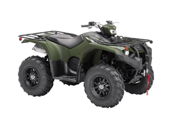 2020 Yamaha Kodiak 450 EPS SE w/ Diff-lock Photo 1 of 1