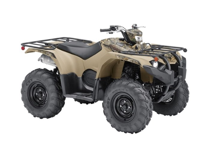 2020 Yamaha Kodiak 450 EPS Beige with Camouflage Photo 1 of 1