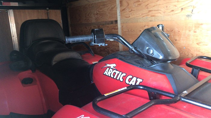 2013 Artic cat TRV 500 R two up Photo 2 of 4