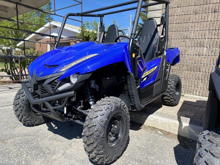 2020 Yamaha Wolverine X2 EPS Photo 3 sur 10