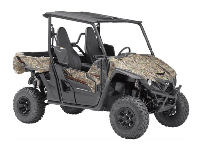 2020 Yamaha Wolverine X2 R-Spec EPS Real Tree-Edge Camouflage Photo 1 of 1