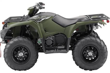 2020 Yamaha Kodiak 450 EPS SE - YF45KPSLG Photo 4 of 14