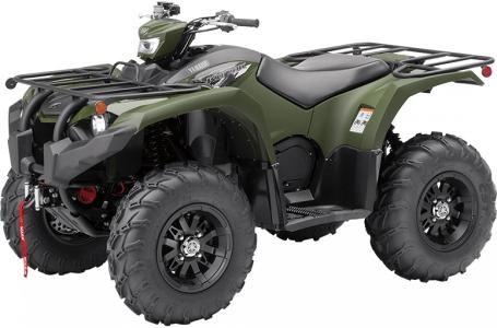 2020 Yamaha Kodiak 450 EPS SE - YF45KPSLG Photo 5 of 14