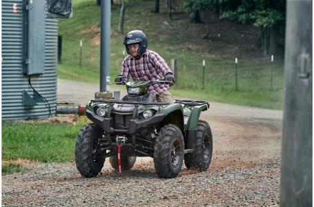 2020 Yamaha Kodiak 450 EPS SE - YF45KPSLG Photo 7 of 14