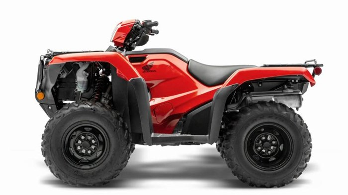 2021 Honda Foreman 520 Phantom Camo Photo 3 of 6