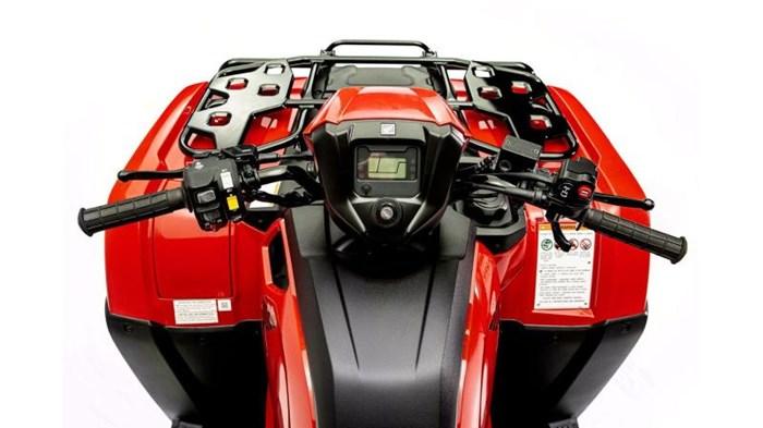 2021 Honda Foreman 520 Phantom Camo Photo 6 of 6
