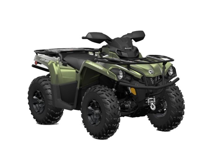 2021 Can-Am Outlander XT 570 Photo 2 of 2
