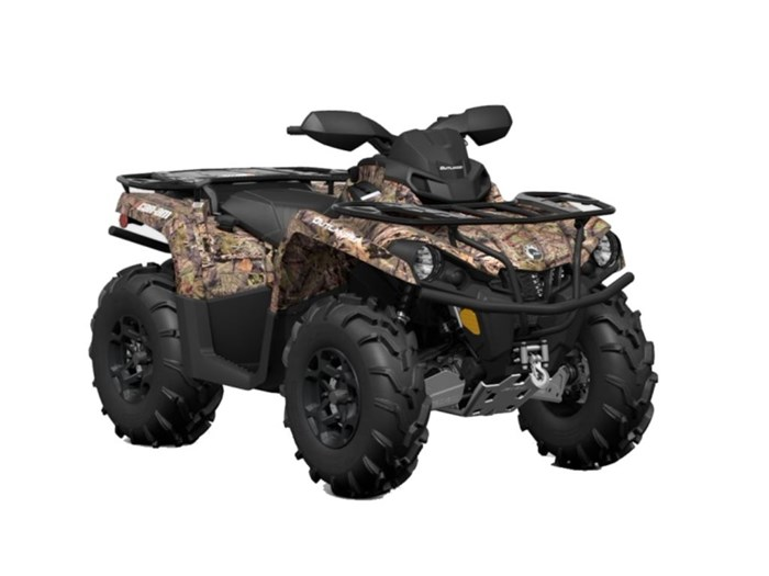2021 Can-Am Outlander Mossy Oak Edition 570 Photo 1 of 1
