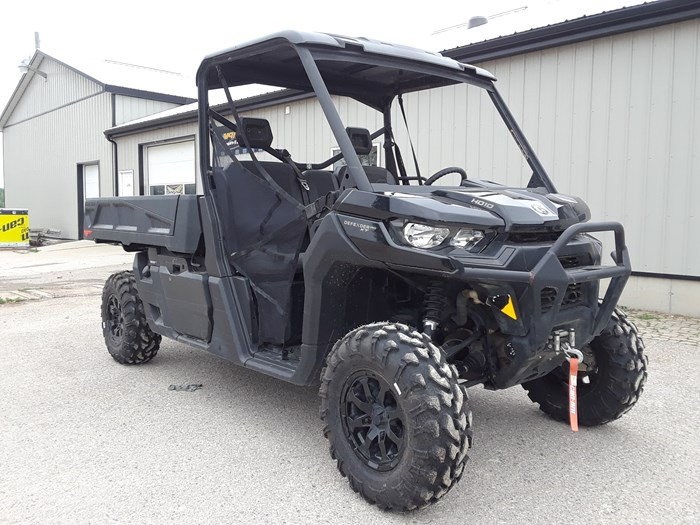 2020 Can-Am DEFENDER PRO XT HD10 Photo 3 of 8