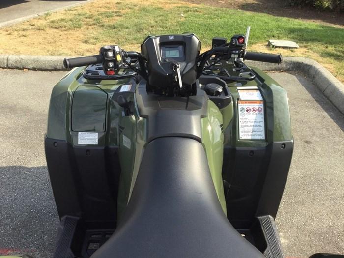 2021 Honda TRX520 Rubicon DCT IRS EPS Photo 5 of 5