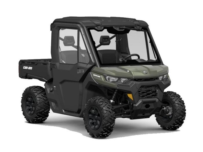 Can-Am Defender DPS CAB HD8 2021 New ATV for Sale in ...