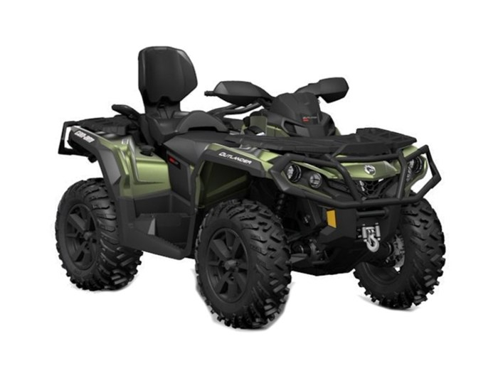 2021 Can-Am Outlander MAX XT 850 Photo 1 of 1