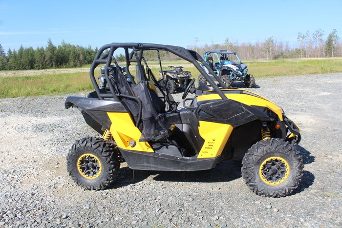 Can Am Maverick 1000r 2015 Used Atv For Sale In Timmins Ontario Quaddealers Ca