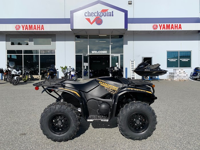 2020 Yamaha Kodiak 700SE Photo 1 sur 8