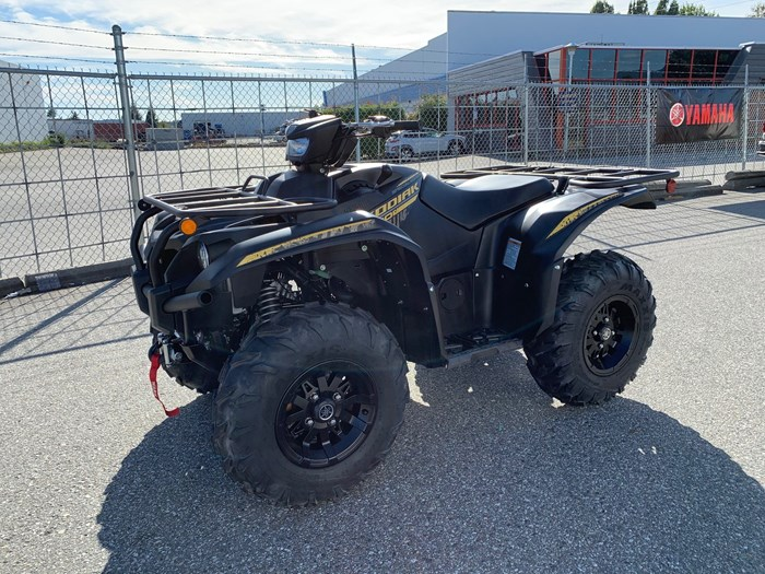 2020 Yamaha Kodiak 700SE Photo 6 sur 8