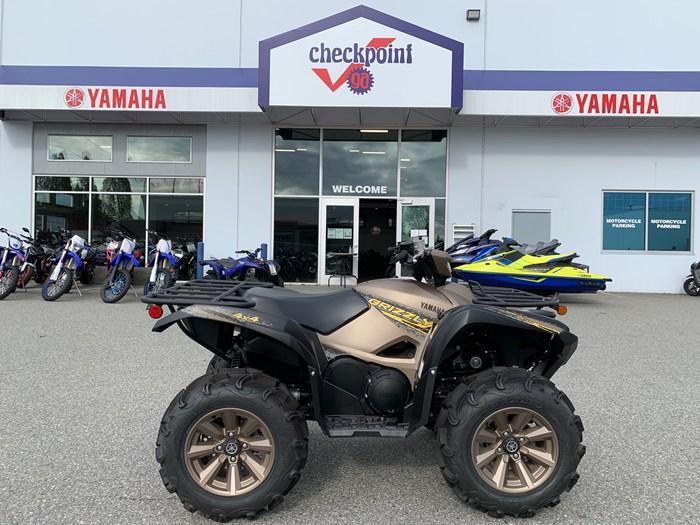 2020 Yamaha Grizzly 700SE Photo 1 sur 9