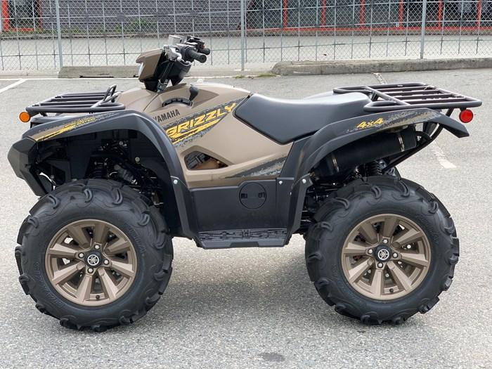 2020 Yamaha Grizzly 700SE Photo 5 sur 9