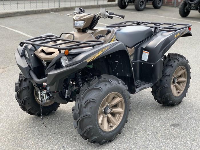 2020 Yamaha Grizzly 700SE Photo 6 sur 9