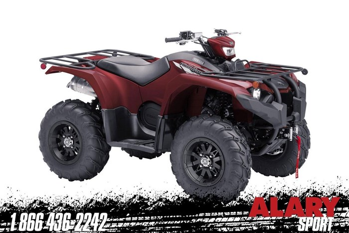 2021 Yamaha Kodiak 450 EPS SE Photo 1 of 2