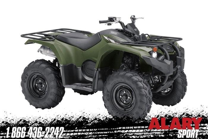 2021 Yamaha Kodiak 450 Photo 1 of 2