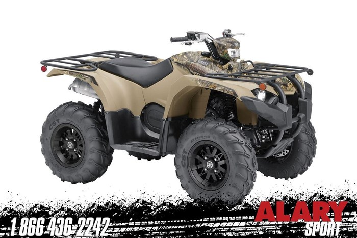 2021 Yamaha Kodiak 450 EPS Photo 1 of 2