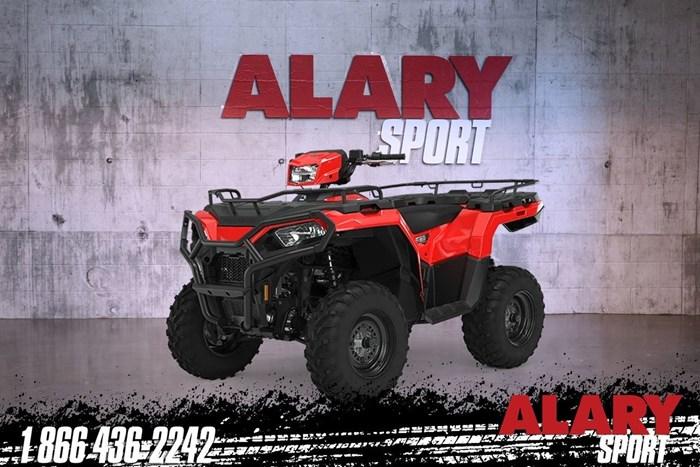 2021 Polaris Sportsman 570 EPS Photo 1 sur 3