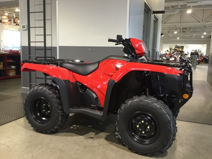 2021 Honda TRX520 Foreman Photo 1 of 5