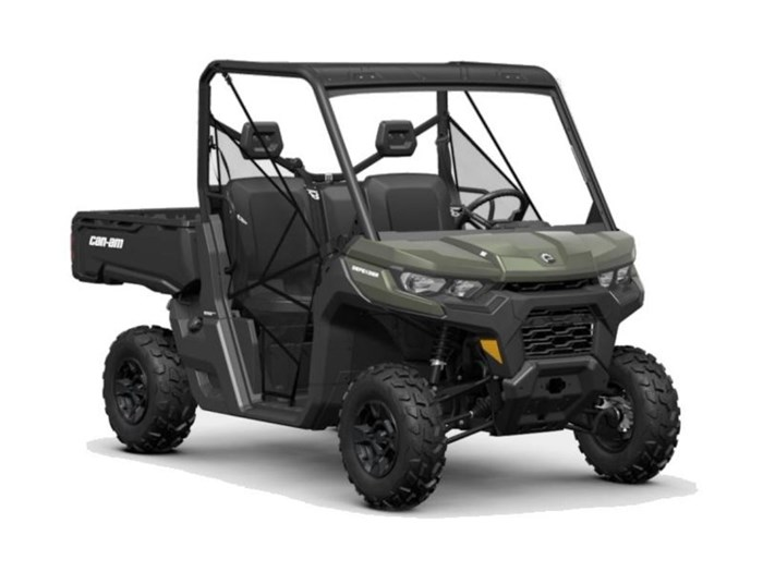 Can-Am Defender DPS HD5 2021 New ATV for Sale in Sarnia ...