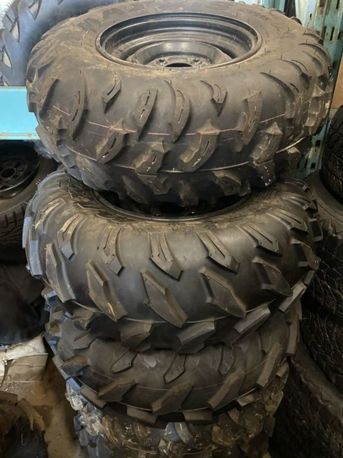 2020 Take Off Tires Stock Tires, Set of 4 Photo 1 of 5