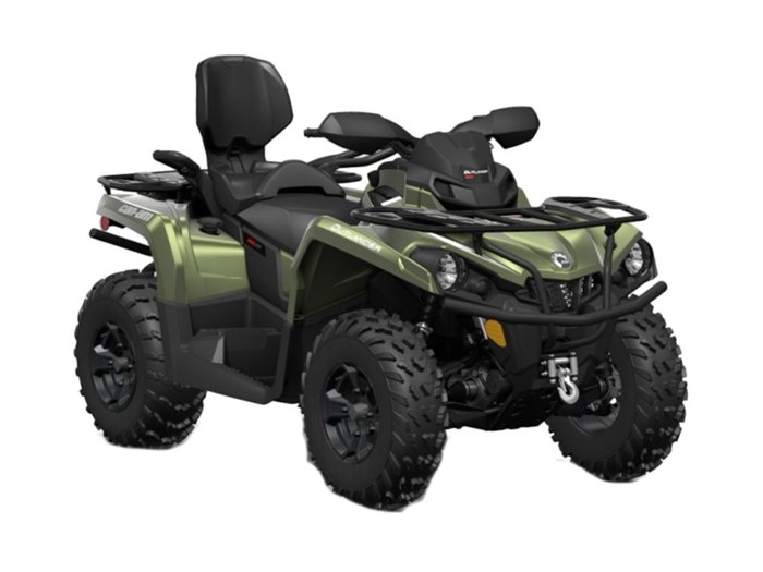 2021 Can-Am Outlander MAX XT 570 Photo 1 of 1
