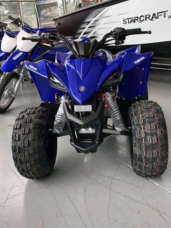 2021 Yamaha YFZ50 Photo 3 of 3