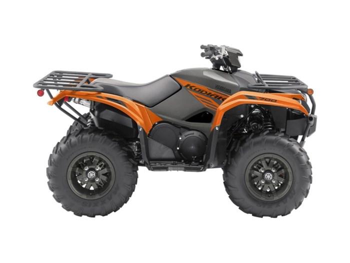 2021 Yamaha Kodiak 700 EPS SE Photo 2 of 3