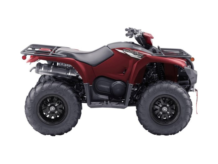 2021 Yamaha Kodiak 450 EPS SE Photo 2 of 3