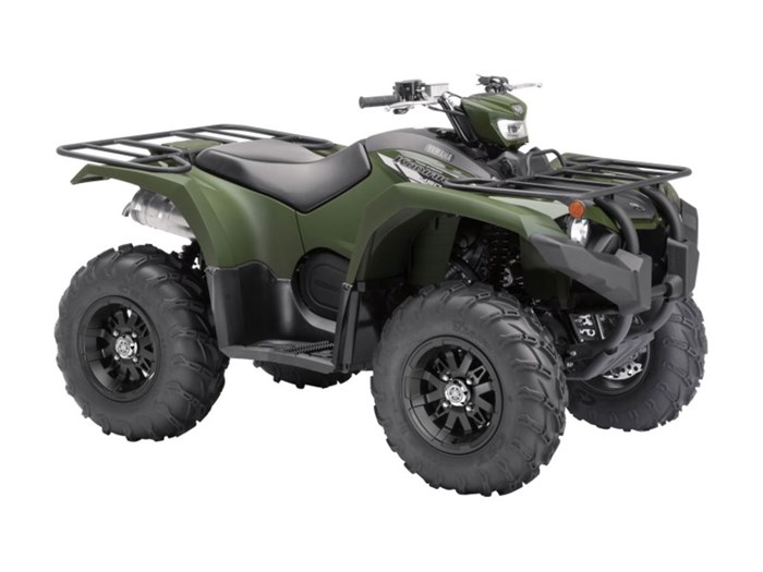 2021 Yamaha Kodiak 450 EPS Photo 1 of 3