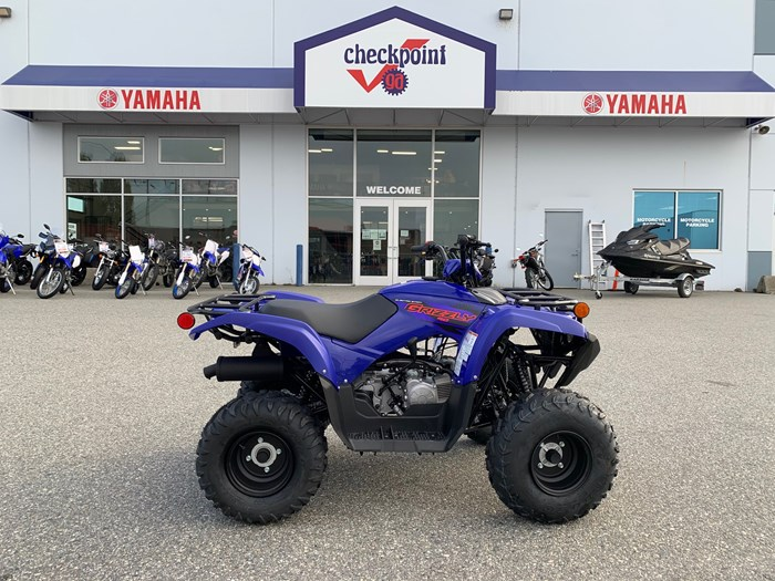 2020 Yamaha Grizzly 90 Photo 1 sur 1