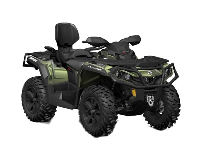 2021 Can-Am Outlander MAX XT 650 Photo 1 of 1