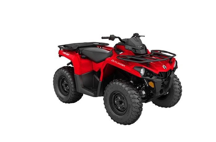 2021 Can-Am Outlander 450 Photo 1 of 2