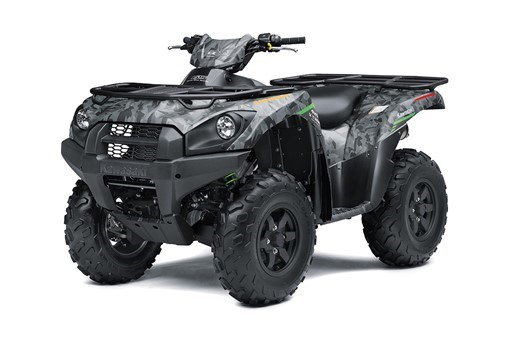 2021 KAWASAKI BRUTE FORCE 750 4X4i EPS SPECIAL EDITION Photo 1 of 3