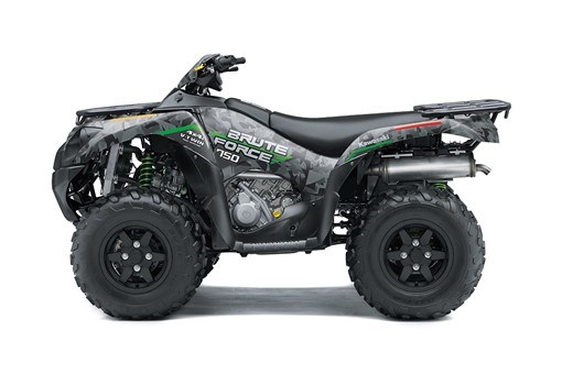 2021 KAWASAKI BRUTE FORCE 750 4X4i EPS SPECIAL EDITION Photo 2 of 3