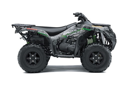 2021 KAWASAKI BRUTE FORCE 750 4X4i EPS SPECIAL EDITION Photo 3 of 3