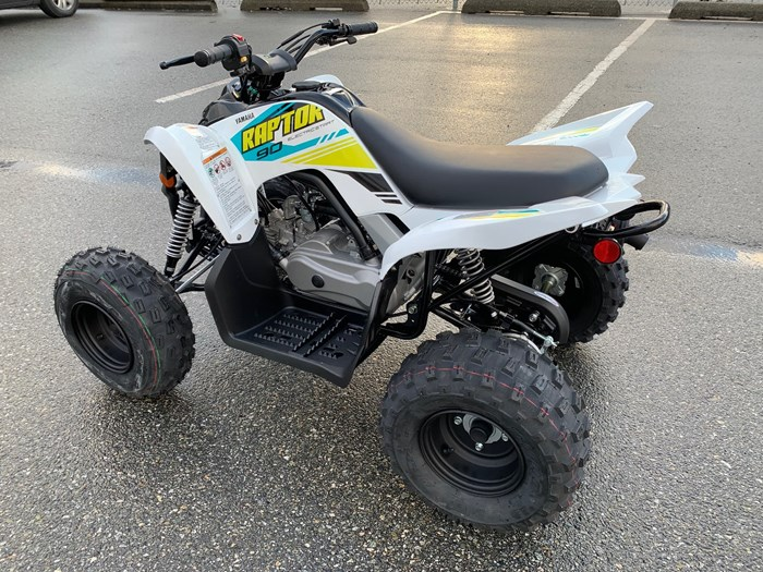 2021 Yamaha Raptor 90 Photo 3 of 8