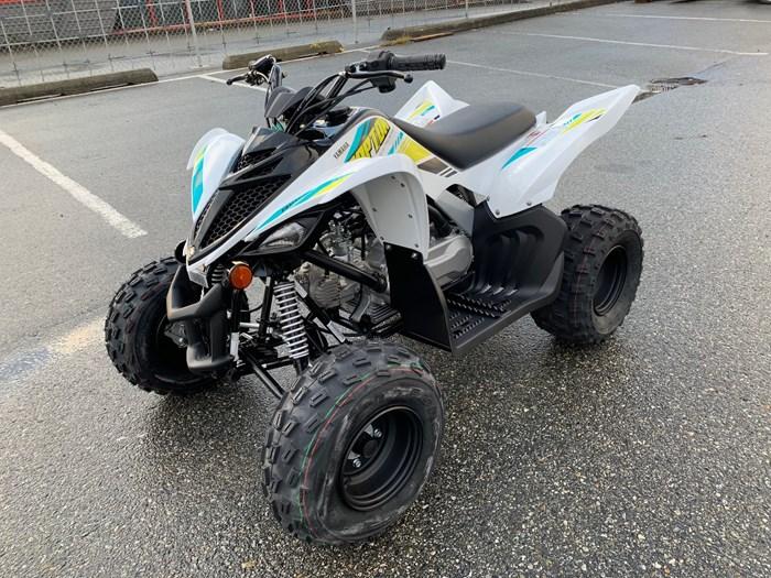 2021 Yamaha Raptor 90 Photo 4 of 8