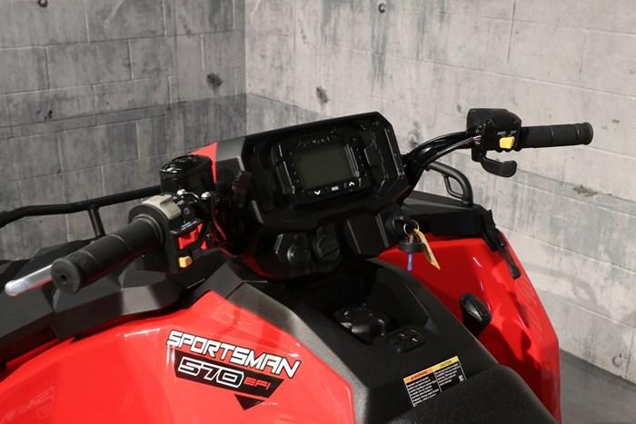 2021 Polaris Sportsman 570 EPS Photo 6 of 11