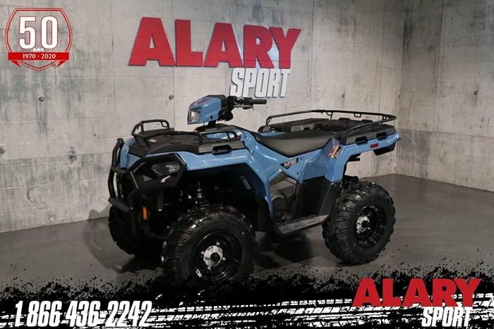 2021 Polaris Sportsman 570 EPS Photo 1 of 11
