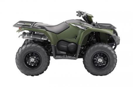 2021 Yamaha Kodiak 450 EPS Photo 1 sur 2