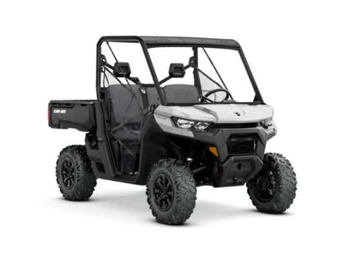 2020 Can-Am Defender DPS™ HD10 Hyper Silver Photo 1 of 1