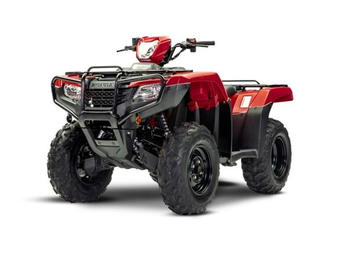 2021 Honda TRX520 Foreman ES EPS Photo 1 of 3
